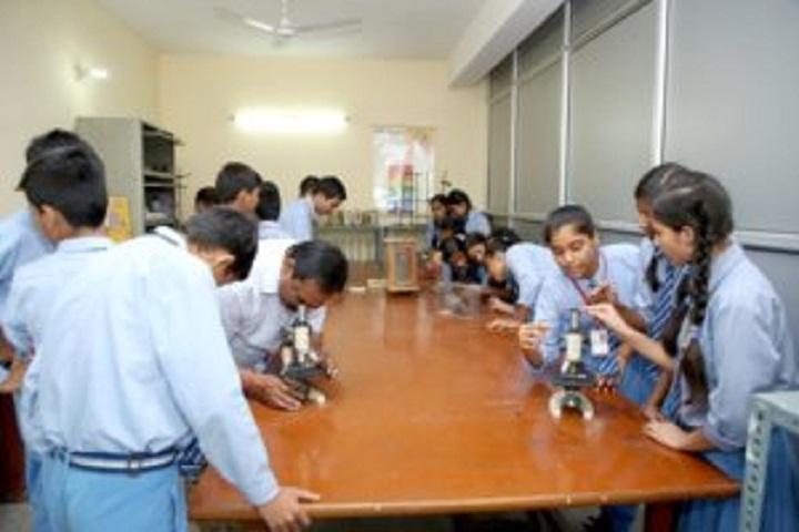 Sulabh Public School-Science Lab