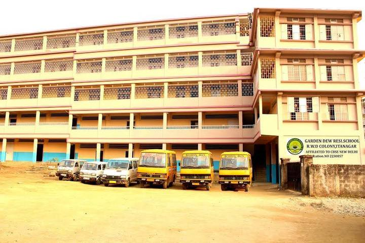 Garden Dew School-Building
