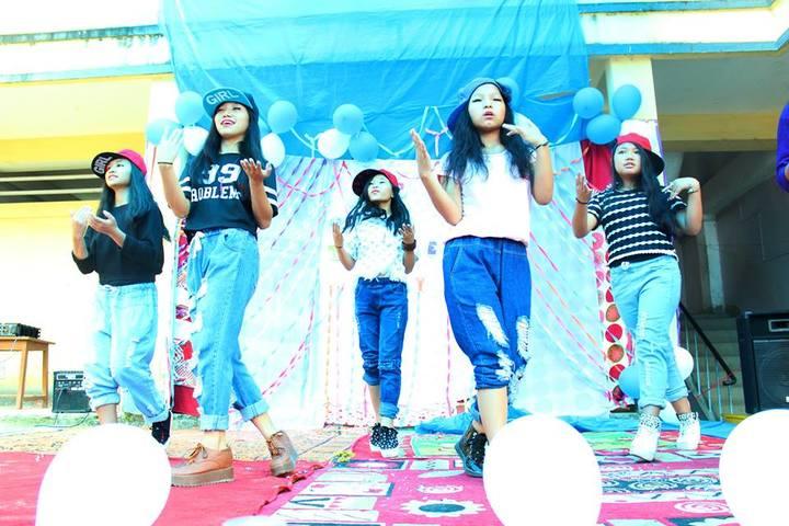 Garden Dew School-Event