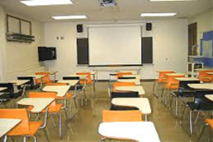 Taksila Public School -classroom