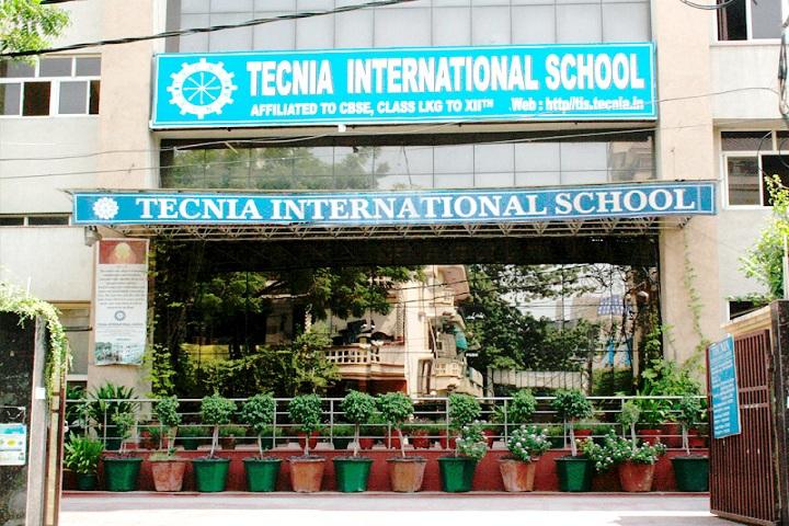 Tecnia International School-Campus