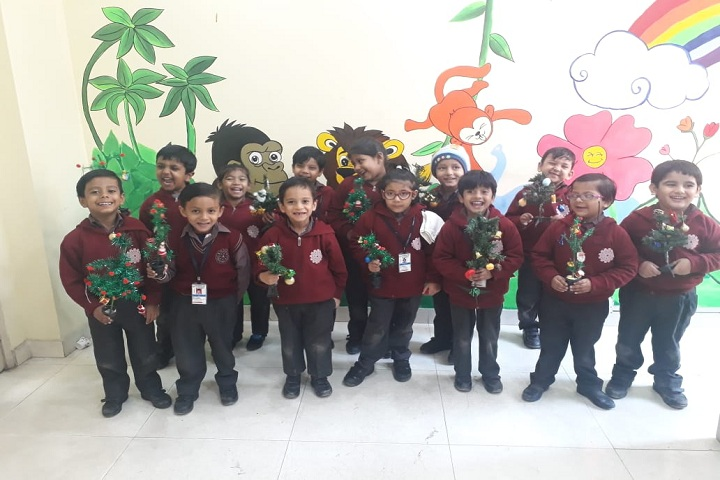 Tecnia International School-Activity