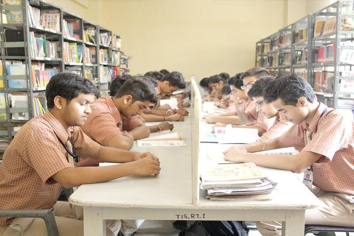 Tecnia International School-Library