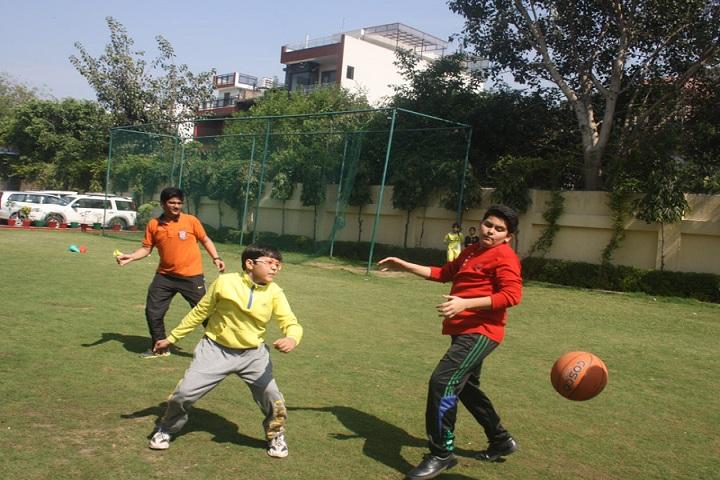 Tecnia International School-Playground