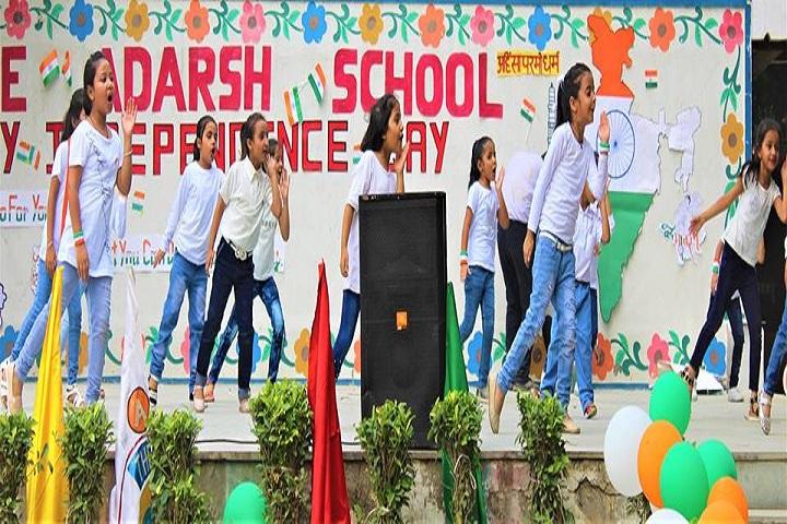 The Adarsh School-Programme