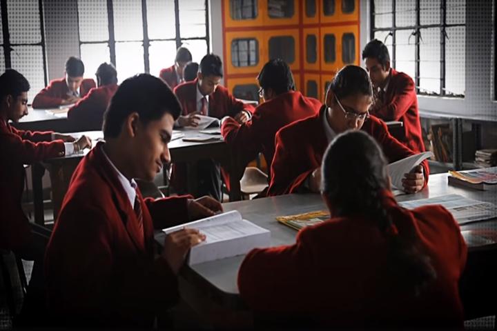 The Adarsh School-Library
