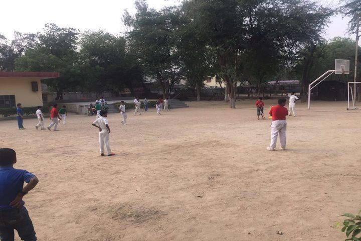 The Adarsh School-Sports