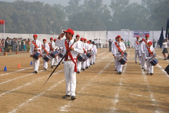 The Army Public School-Activities