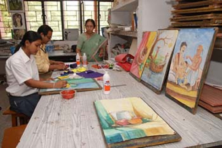 The Army Public School-Arts-Room