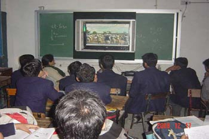 The Army Public School-Classroom