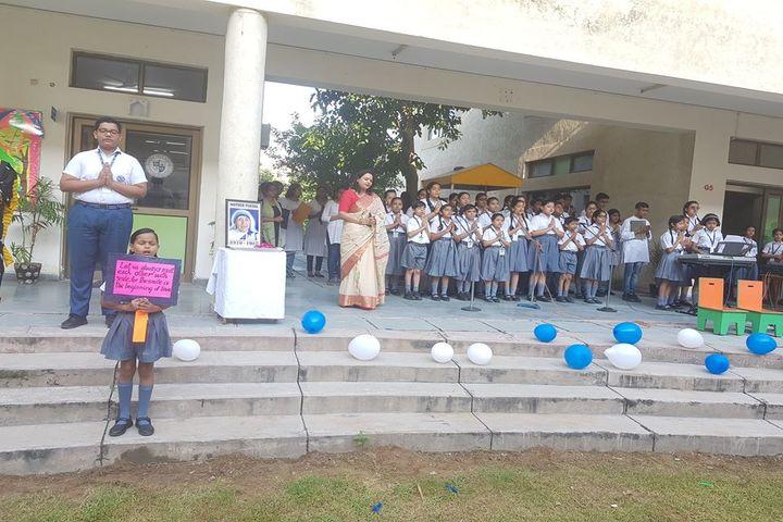 The Banyan Tree School-Assembly