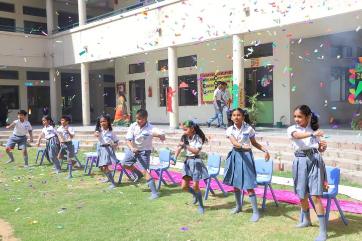 The Banyan Tree School-Cultural Day