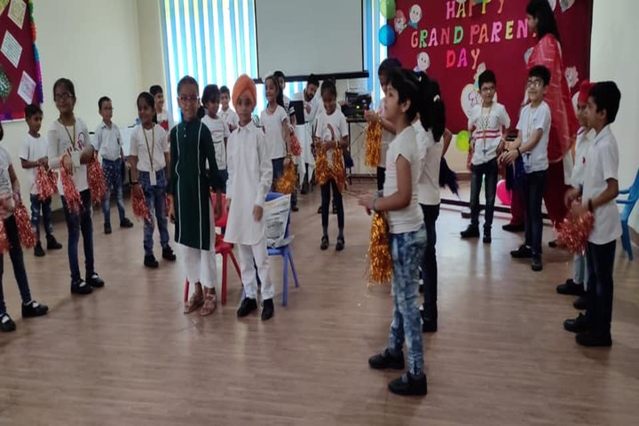 The Banyan Tree School-Grande Parents Day