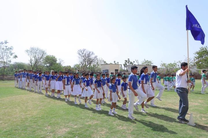 The Banyan Tree School-Sports Day