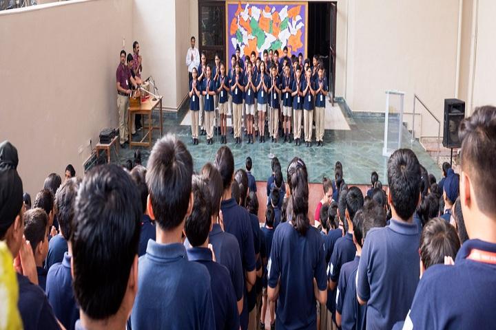 The Heritage School-Music-Room