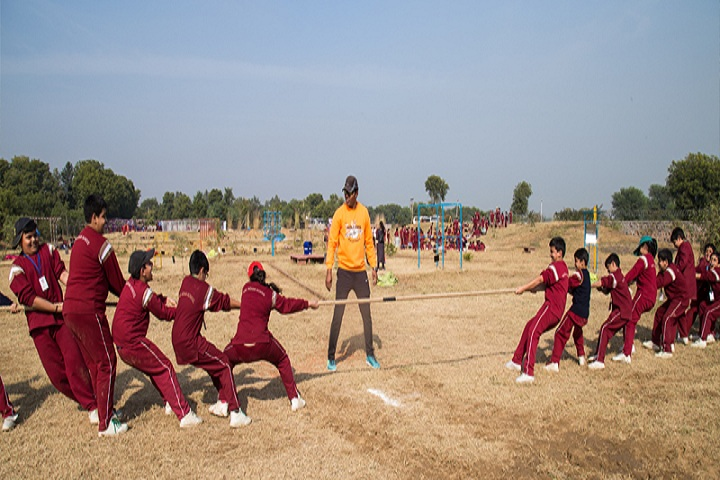 The Indian School-Sports