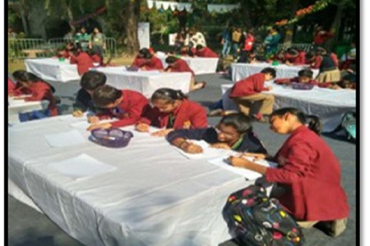 The Indian School-Activity