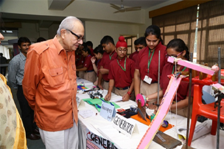 The Indian School-Science Exhibition
