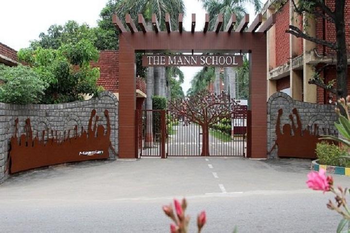 The Mann School-Campus-Entrance View