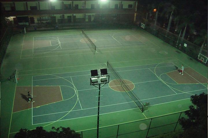 The Mann School-Playground