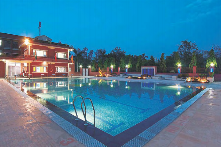 The Mann School-Swimming Pool