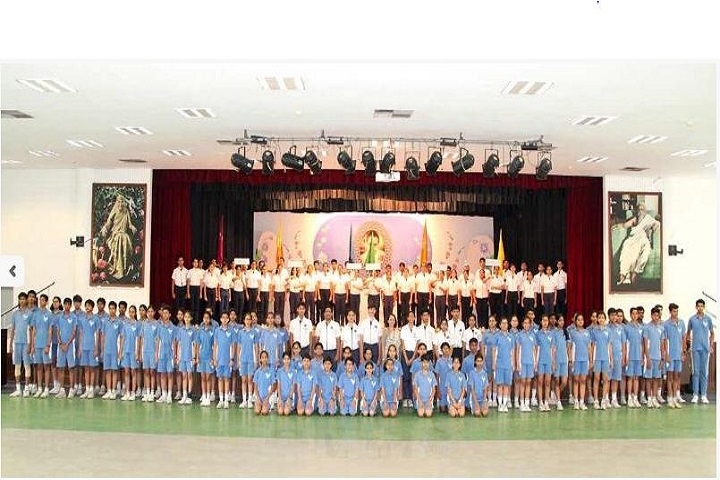 The Mothers International School-Investiture Ceremony