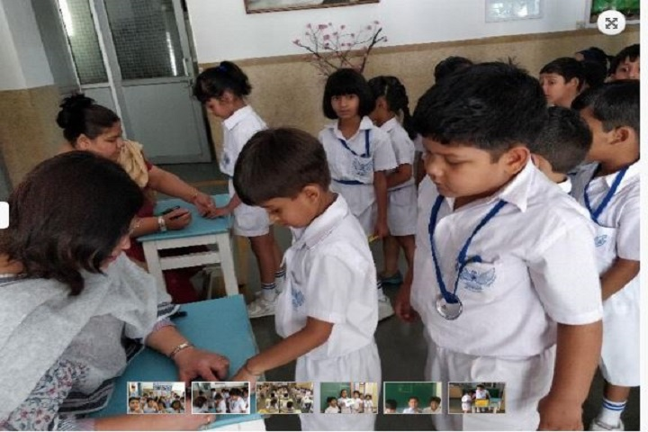 The Mothers International School-Mock Election