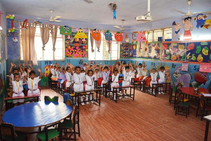 Tinu Public School-kindergarten