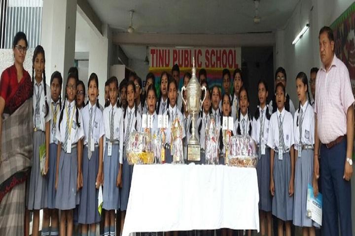 Tinu Public School-Achievements