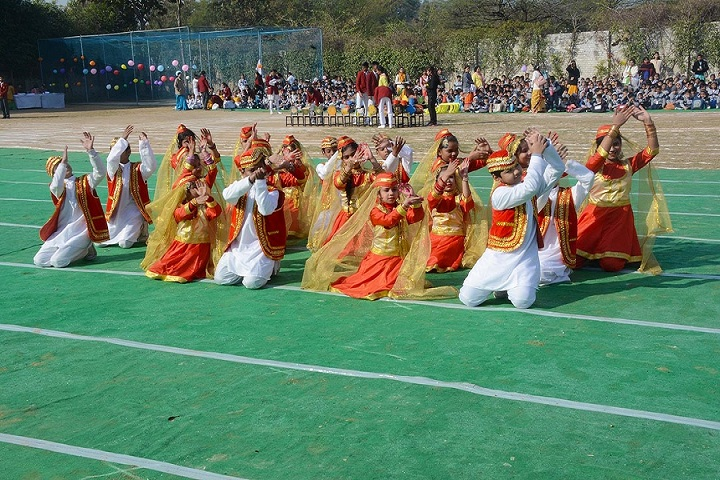 Tinu Public School-Activities