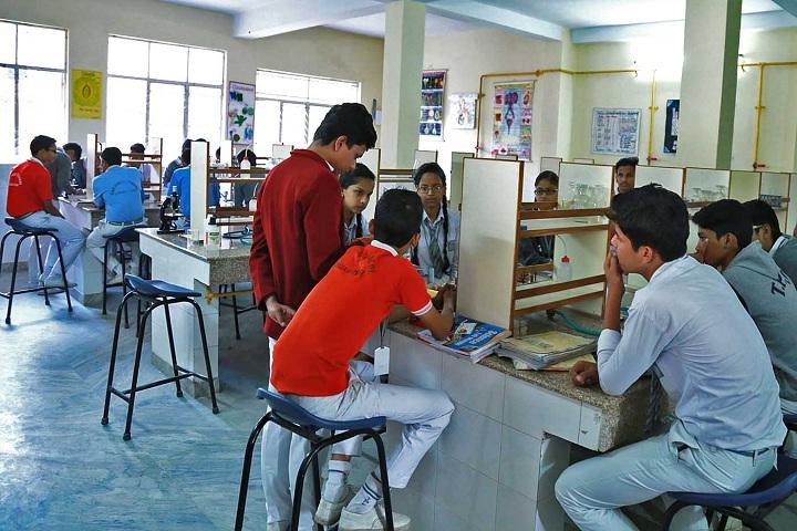 Tinu Public School-Lab