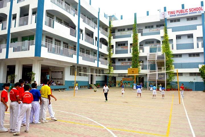 Tinu Public School-School Building