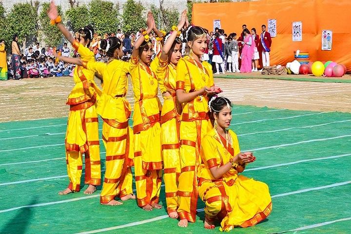 Tinu Public School-Cultural Program