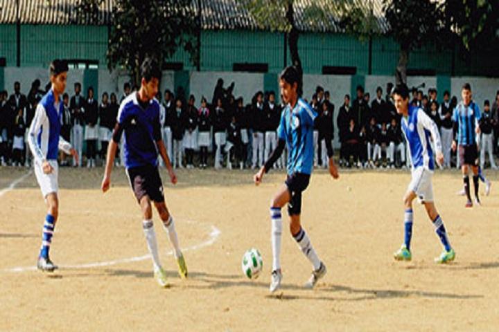 Vinay Nagar Bengali Senior Secondary School-Sports