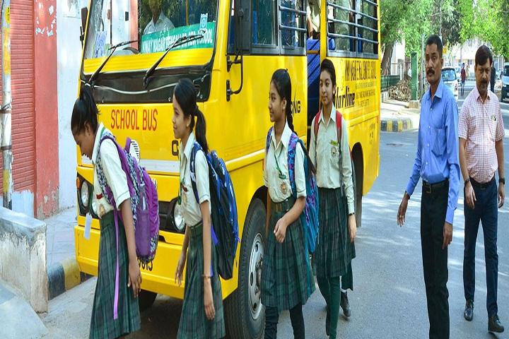 Vinay Nagar Bengali Senior Secondary School-Transport