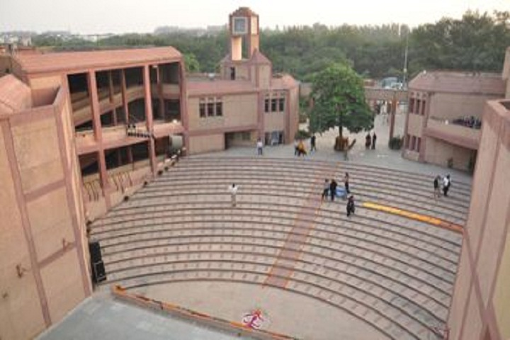Vasant Valley School-Campus-View