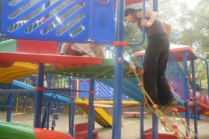 Vasant Valley School-Kids-Play-Area