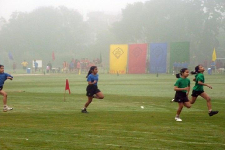 Vasant Valley School-Sports