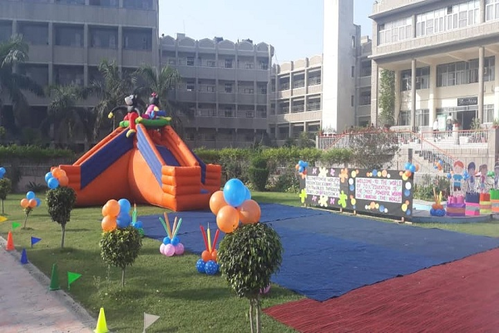 Veda Vyasa D A V Public School-Campus