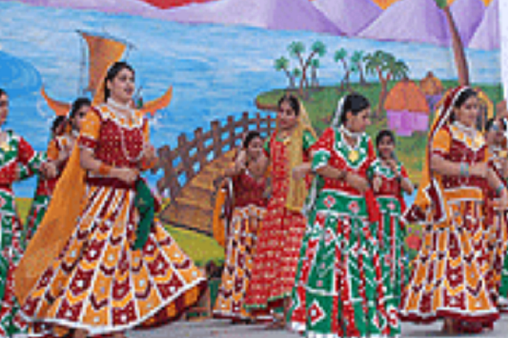 Vikas Bharti Public School-Dances