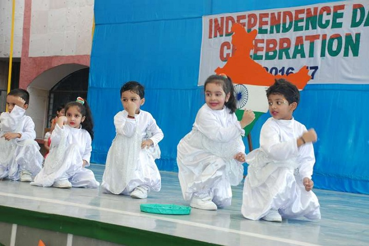Vikas Bharti Public School-Independence Day