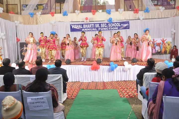 Vishal Bharti Secondary School-Annual Day