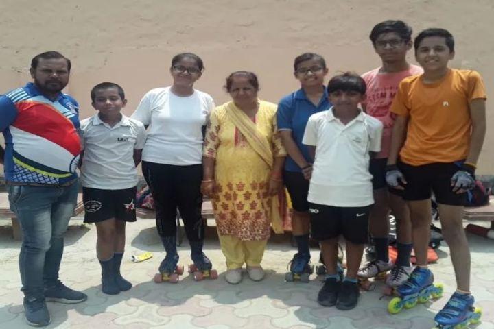 Vishal Bharti Secondary School-School Trip