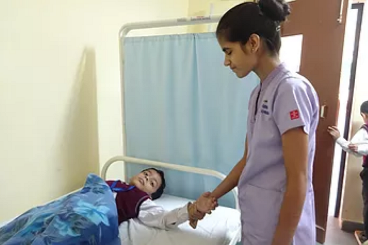 Vishwa Bharti Public School-Medical Facility