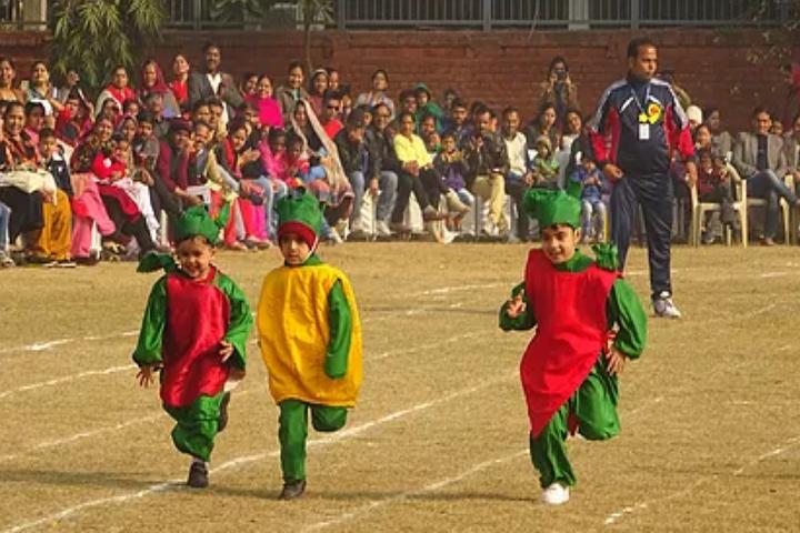 Vishwa Bharti Public School-Sports Meet