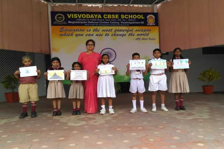 Visvodaya-Drawing Competition