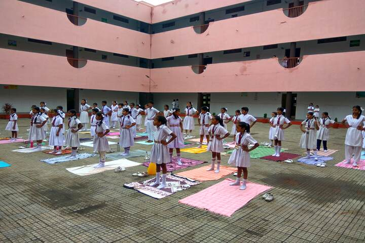 Visvodaya-Yoga Day