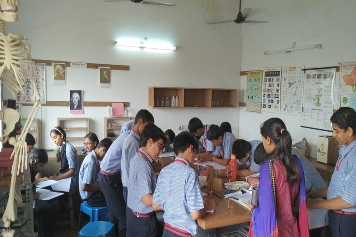 Bharatiya Vidya Bhavans Narayan Bandekar School-Activity