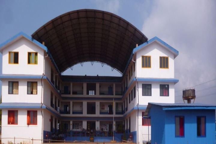 Bharatiya Vidya Bhavans Narayan Bandekar School-Campus View