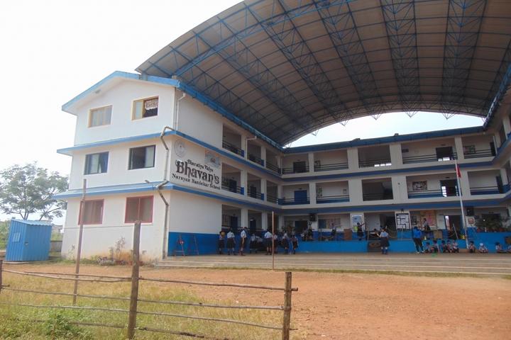 Bharatiya Vidya Bhavans Narayan Bandekar School-Play Ground